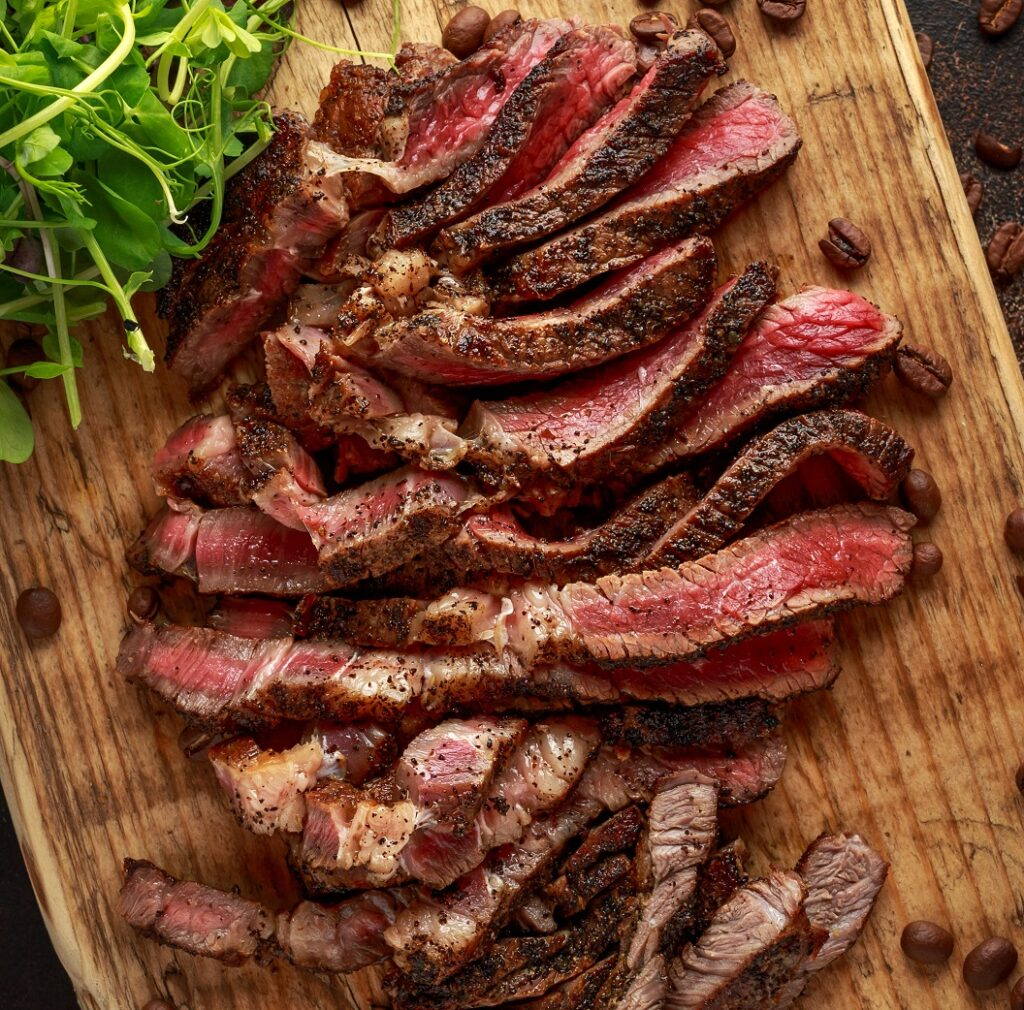Kava Coffee Rub Seasoning Recipe Beef Steak