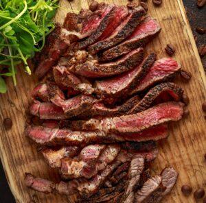Kava Coffee Rub Seasoning Recipe Beef Steak