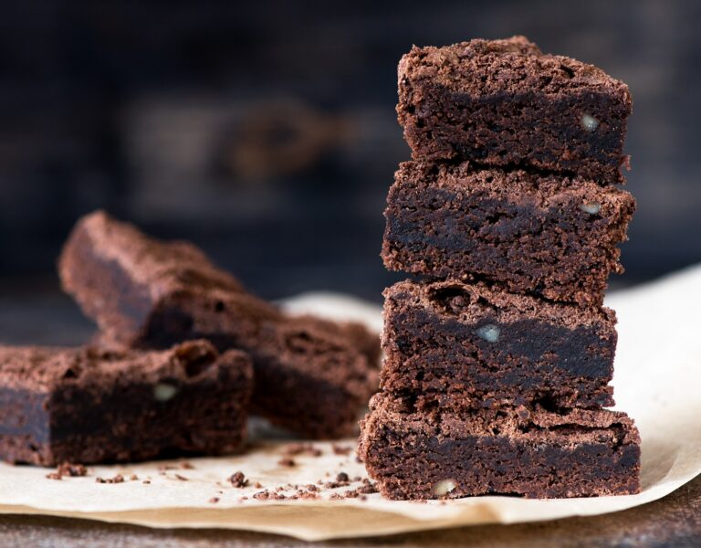 Kava coffee brownie recipe mocha fudge