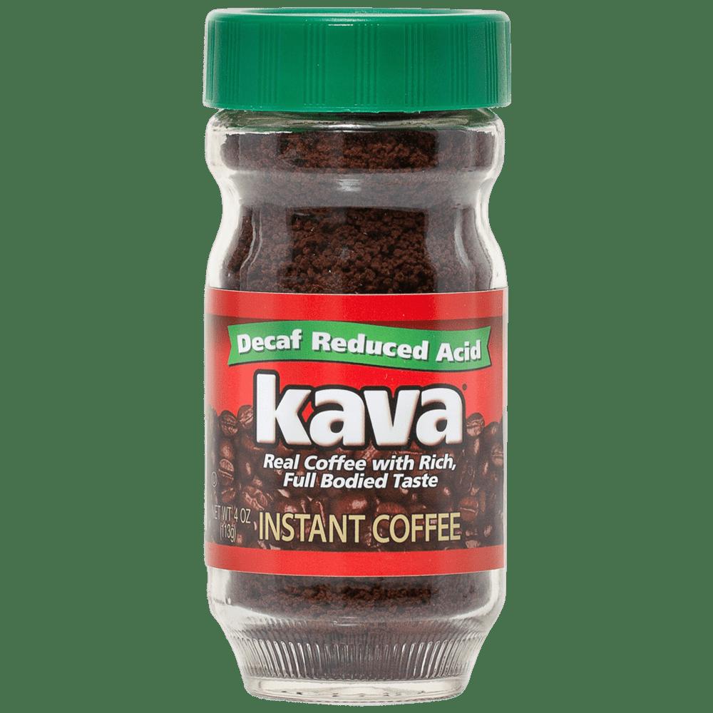 kava decaf low acid coffee reduced acidity