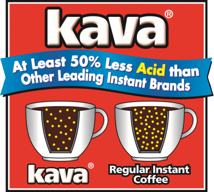 Kava Coffee Low Acid Comparison
